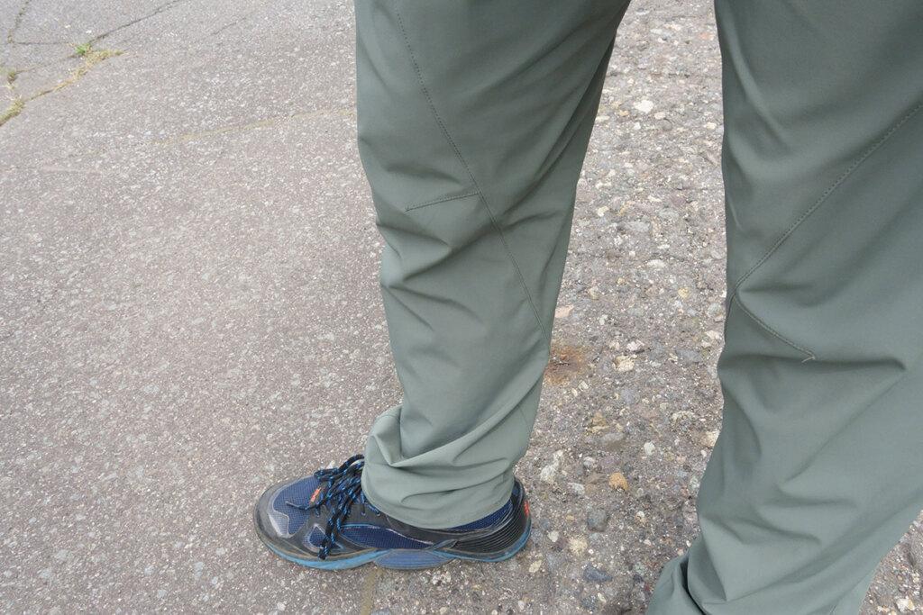 変化球の快適タフネス FRICTION PANT