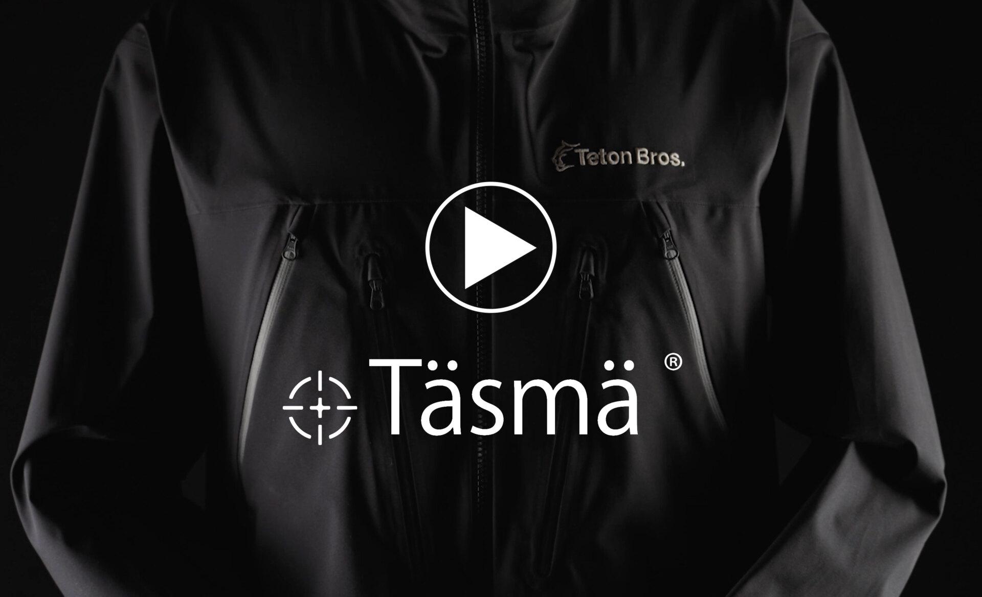 次世代の通気防水素材 「 Täsmä 」誕生